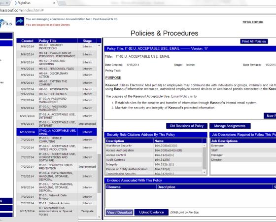 Manage Your Policies & Procedures